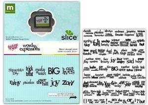 Slice cartridges